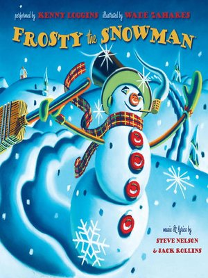 Click this cover for a(n) eBook sample of Frosty the Snowman