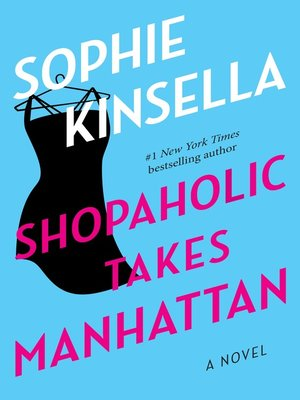 Cover of Shopaholic Takes Manhattan