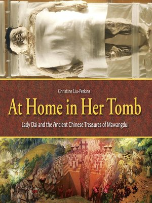Click this cover for a(n) eBook sample of At Home in Her Tomb.
