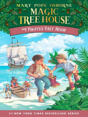 Click this cover for a(n) eBook sample of Pirates Past Noon.