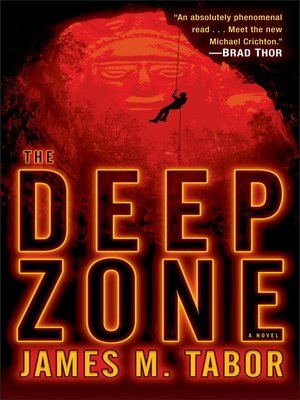 Click this cover for a(n) eBook sample of The Deep Zone.