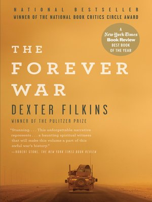 Click this cover for a(n) eBook sample of The Forever War