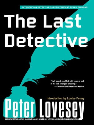 Click this cover for a(n) eBook sample of The Last Detective.