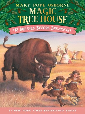 Cover of Magic Tree House #18