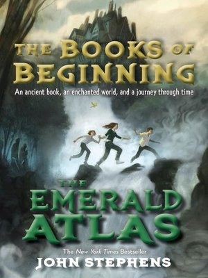 Click this cover for a(n) eBook sample of The Emerald Atlas