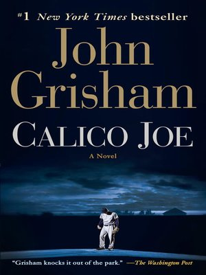 Click this cover for a(n) eBook sample of Calico Joe.