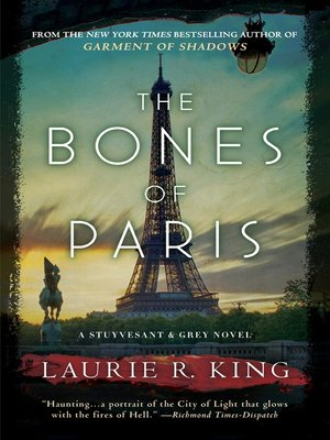 Cover of The Bones of Paris