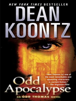 Cover of Odd Apocalypse