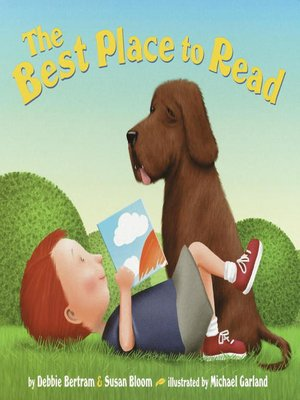 Click this cover for a(n) eBook sample of The Best Place to Read.