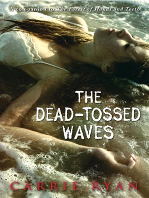 Click this cover for a(n) eBook sample of The Dead-Tossed Waves.