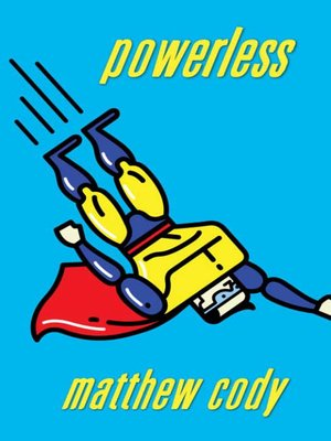 Click this cover for a(n) eBook sample of Powerless.