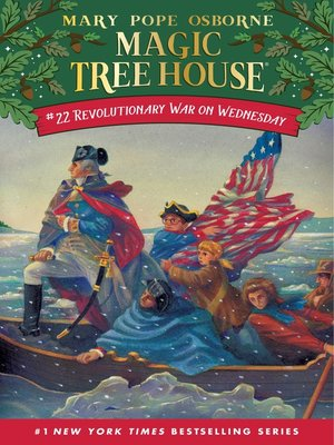 Click this cover for a(n) eBook sample of Revolutionary War on Wednesday