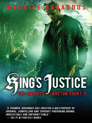 Click this cover for a(n) eBook sample of King's Justice