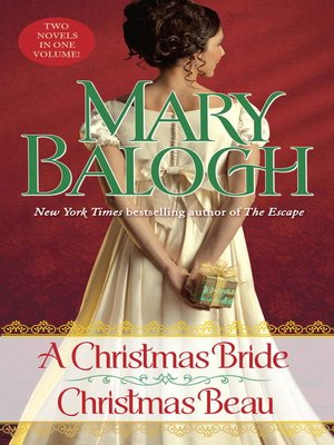 Click this cover for a(n) eBook sample of A Christmas Bride / A Christmas Beau.