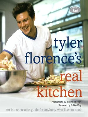 Click this cover for a(n) eBook sample of Tyler Florence's Real Kitchen