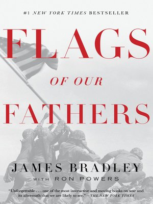 Click this cover for a(n) eBook sample of Flags of Our Fathers.