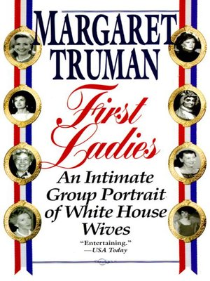 Click this cover for a(n) eBook sample of First Ladies.