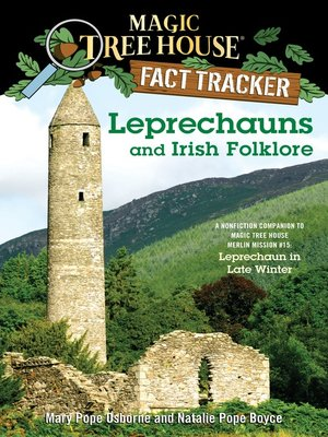 Click this cover for a(n) eBook sample of Leprechauns and Irish Folklore