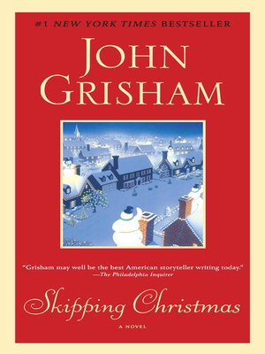 Click this cover for a(n) eBook sample of Skipping Christmas