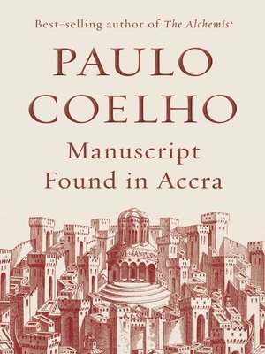 Click this cover for a(n) eBook sample of Manuscript Found in Accra.