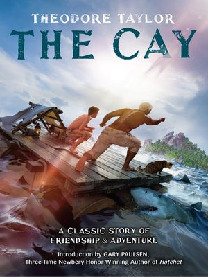 Click this cover for a(n) eBook sample of The Cay.