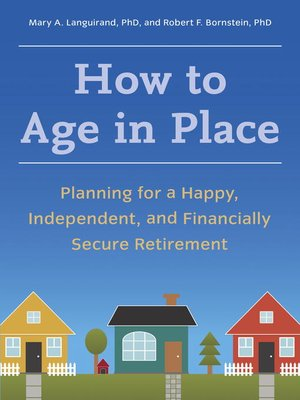 Click this cover for a(n) eBook sample of How to Age In Place.