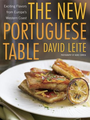Click this cover for a(n) eBook sample of The New Portuguese Table.