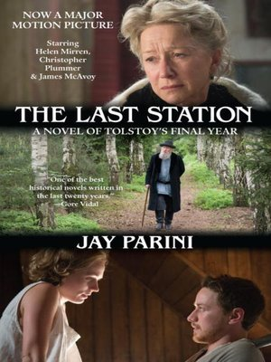 Click this cover for a(n) eBook sample of The Last Station.