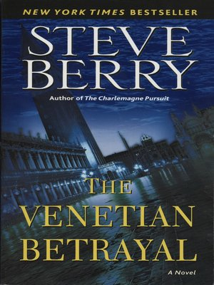 Cover of The Venetian Betrayal