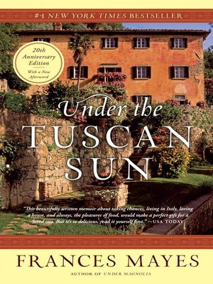 Click this cover for a(n) eBook sample of Under the Tuscan Sun.