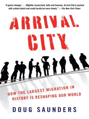 Click this cover for a(n) eBook sample of Arrival City.