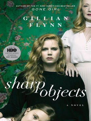 Click this cover for a(n) eBook sample of Sharp Objects.
