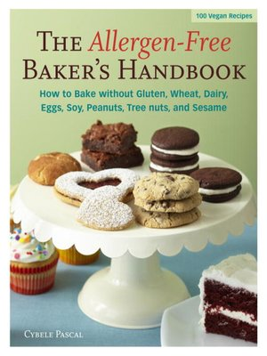 Click this cover for a(n) eBook sample of Allergen-Free Baker's Handbook.