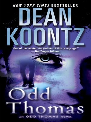 Click this cover for a(n) eBook sample of Odd Thomas.