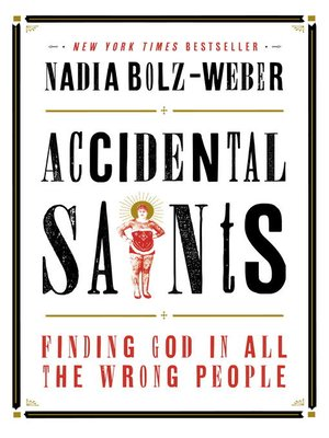 Cover of Accidental Saints