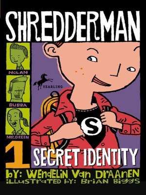 Cover of Secret Identity