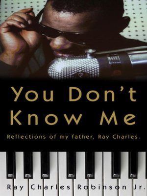 Cover of You Don't Know Me