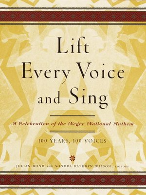 Cover of Lift Every Voice and Sing