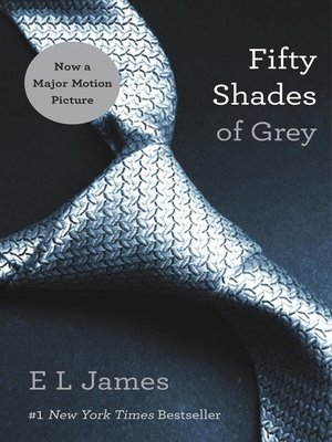 Click this cover for a(n) eBook sample of Fifty Shades of Grey