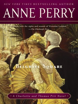 Click this cover for a(n) eBook sample of Belgrave Square