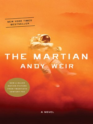 Click this cover for a(n) eBook sample of The Martian.
