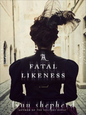 Click this cover for a(n) eBook sample of A Fatal Likeness.