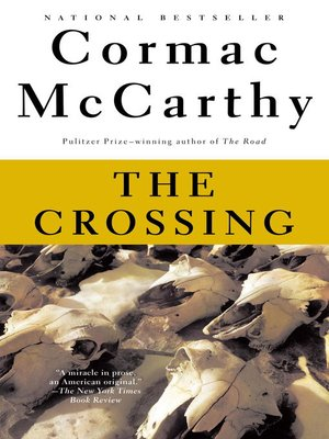 Click this cover for a(n) eBook sample of The Crossing.