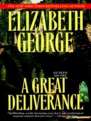 Cover of A Great Deliverance