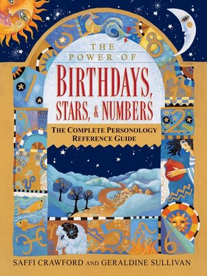 Click this cover for a(n) eBook sample of The Power of Birthdays, Stars & Numbers.