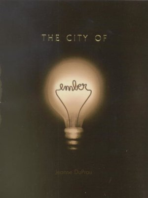 Click this cover for a(n) eBook sample of The City of Ember.