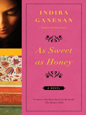 Click this cover for a(n) eBook sample of As Sweet as Honey