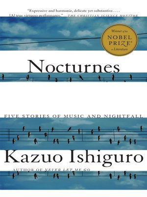 Click this cover for a(n) eBook sample of Nocturnes