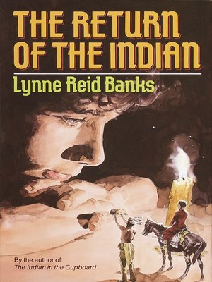 Click this cover for a(n) eBook sample of The Return of the Indian.