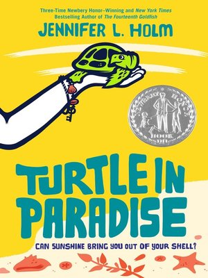 Cover of Turtle in Paradise